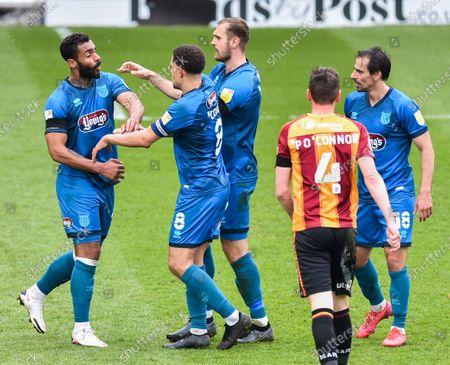 Bradford City v Grimsby Town