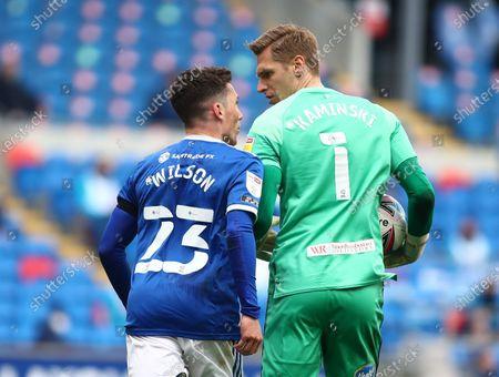 Editorial image of Cardiff City v Blackburn, EFL Sky Bet Championship, Football, Cardiff City Stadium, Wales, UK - 10 Apr 2021