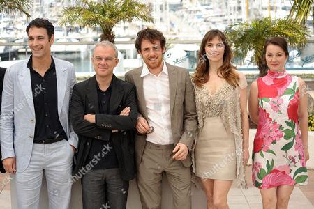 Raul Bova, Daniele Lucchetti, Elio Germano, Stefania Montorsi, Isabella Ragonese