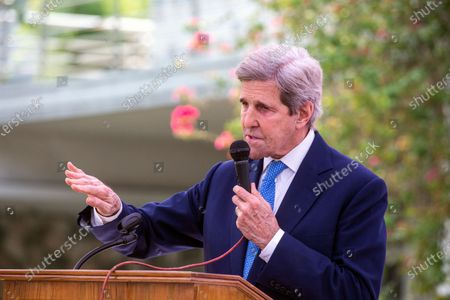 Editorial image of John Kerry in Bangladesh, Dhaka - 09 Apr 2021