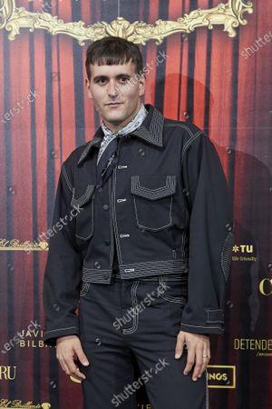 Alejandro Gomez Palomo attends the fashion show 'Teatro Chino'