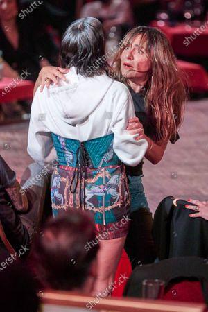 Editorial picture of Eduardo Navarrete show, Runway, Fall Winter 2021/22, Mercedes Benz Fashion Week, Madrid, Spain - 08 Apr 2021