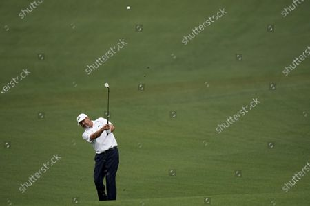 Editorial picture of Masters Golf, Augusta, United States - 09 Apr 2021