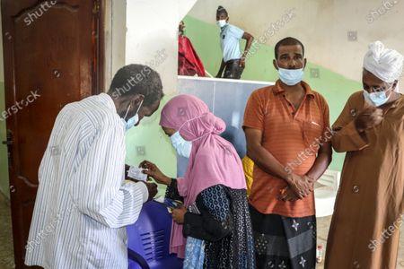 Editorial picture of Election, Djibouti City, Djibouti - 09 Apr 2021