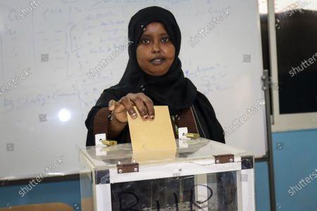 Editorial image of Election, Djibouti City, Djibouti - 09 Apr 2021