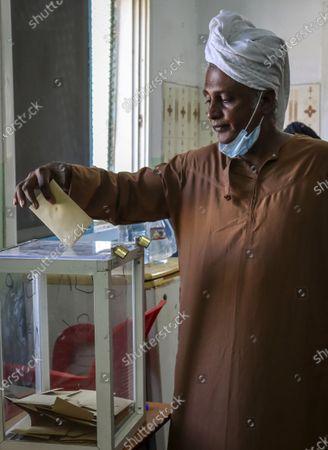 Editorial photo of Election, Djibouti City, Djibouti - 09 Apr 2021