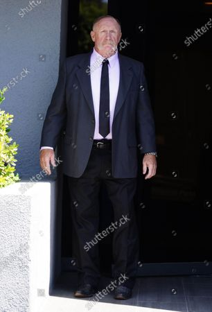 Editorial image of Celebrities out and about, Los Angeles, California, USA - 08 Apr 2021