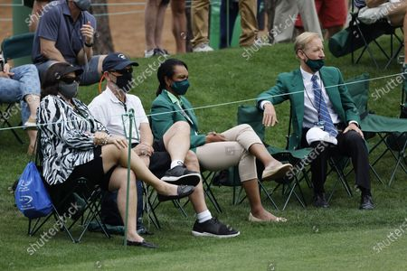 Editorial picture of The 2021 Masters Tournament golf, Augusta, USA - 09 Apr 2021