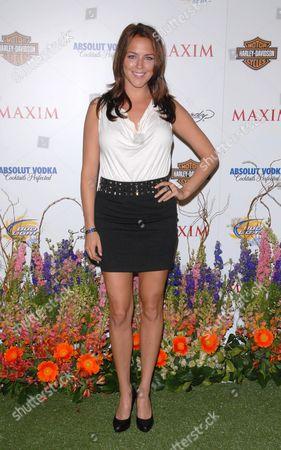 Editorial image of Maxim Hot 100 Party, Paramount Studios, Los Angeles, America - 19 May 2010