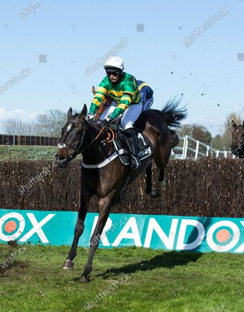 Editorial photo of Horse Racing - 09 Apr 2021