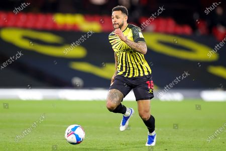Editorial picture of Watford v Reading, EFL Sky Bet Championship - 09 Apr 2021