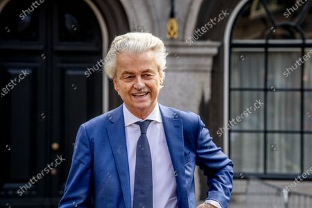 Editorial photo of Informer Tjeenk Willink around the Table with Larger Parties, The Hague, Netherlands - 09 Apr 2021