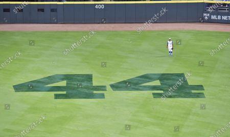 Editorial photo of MLB Philadelphia Phillies vs Atlanta Braves, Atlanta, USA - 09 Apr 2021
