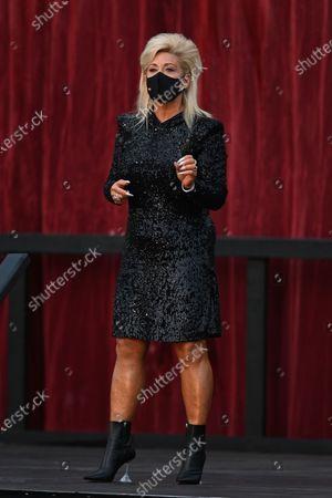 Stock Picture of Theresa Caputo