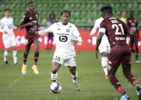 Renato Sanches of Lille