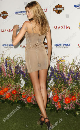 Editorial picture of Maxim Hot 100 Party held at Paramount Studios, Los Angeles, America - 19 May 2010