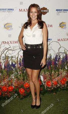 Editorial photo of Maxim Hot 100 Party held at Paramount Studios, Los Angeles, America - 19 May 2010