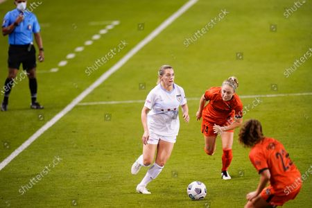 Editorial image of NWSL Red Stars Dash Soccer, Houston, United States - 09 Apr 2021