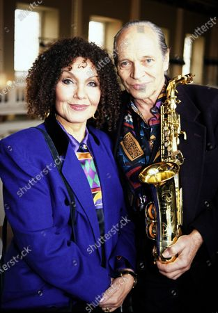 Cleo Laine and Sir John Dankworth 1992