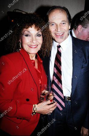 Cleo Laine and Sir John Dankworth c.1992