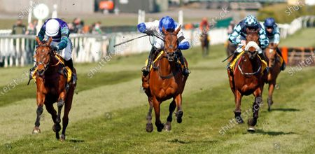Editorial image of Horse Racing - 10 Apr 2021
