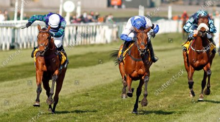Editorial picture of Horse Racing - 10 Apr 2021