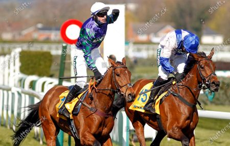 Editorial photo of Horse Racing - 10 Apr 2021