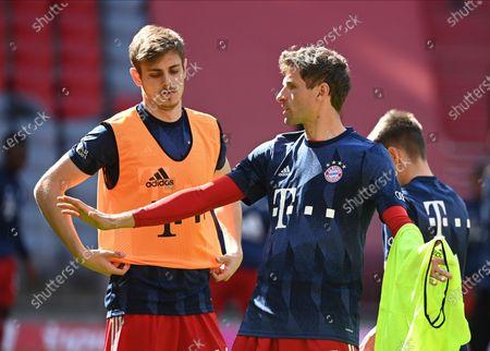 Editorial photo of Germany Soccer Bundesliga, Munich - 10 Apr 2021