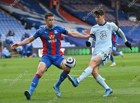 Editorial image of Soccer Premier League, London, United Kingdom - 10 Apr 2021