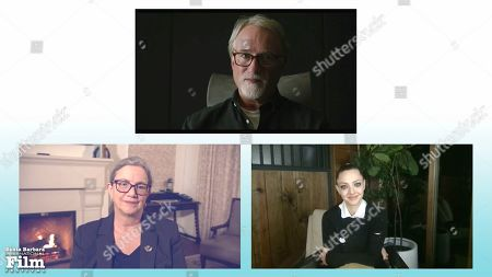 David Fincher, Anne Thompson and Amanda Seyfried