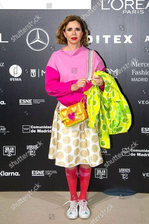 Stock Photo of Agatha Ruiz de la Prada