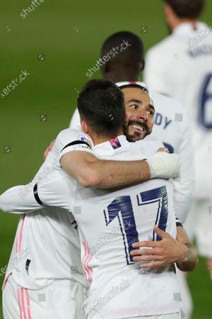 Editorial image of Soccer La Liga, Madrid, Spain - 10 Apr 2021
