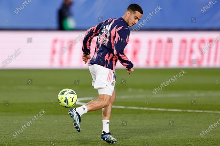 Stock Photo of Lucas Vazquez of Real Madrid