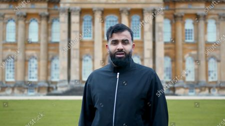 Stock Picture of Hussain Manawer
