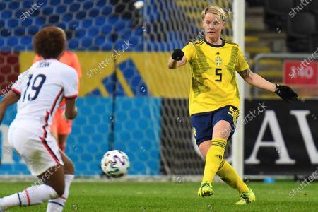 Nilla Fischer (#5 Sweden)
