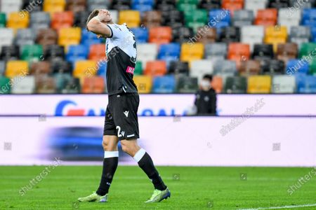 Editorial photo of Udinese Calcio v Torino FC, Italian football Serie A match, Stadio Friuli, Udine, Italy - 10 Apr 2021