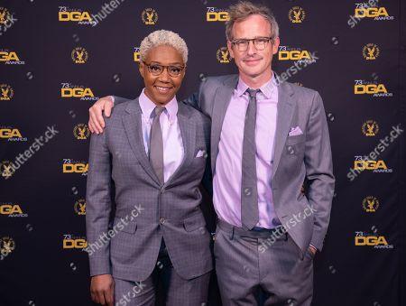 Editorial image of 73rd Annual DGA Awards, California, USA - 10 Apr 2021
