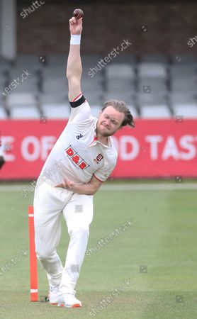 Editorial image of Essex CCC v Worcestershire CCC - LV Insurance County Championship Group 1 Day 3 of 4, Chelmsford, United Kingdom - 10 Apr 2021