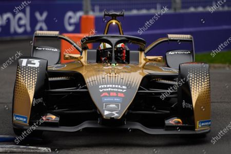 Stock Photo of Antonio Felix da Costa (PRT), DS Techeetah, DS E-Tense FE21 during the 2021 Formula E Round 4 - Rome E-Prix