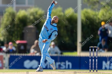 Editorial image of New South Wales v Western Australia, Marsh One Day Cup Final Cricket, Sydney, Australia - 11 Apr 2021