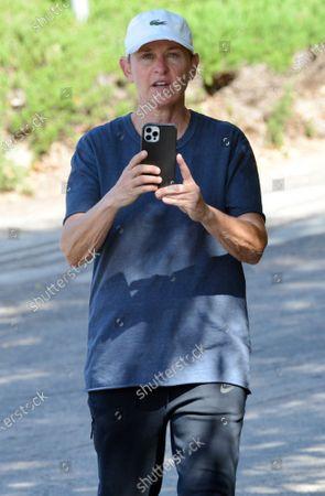 Stock Image of Exclusive - Ellen DeGeneres