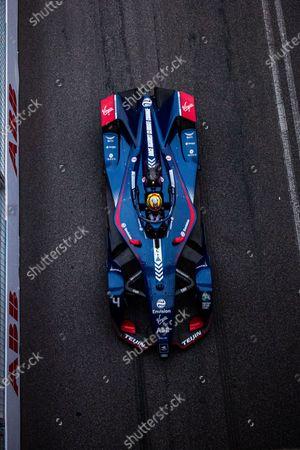 Formula E Rome ePrix, Race 2