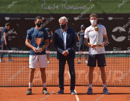 Editorial photo of Andalucia Open Tennis Tournament, Marbella, Spain - 11 Apr 2021