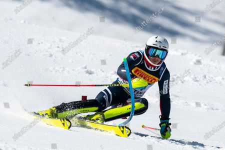 Editorial image of Telepass FIS Alpine World Ski Championships, Cortina d'Ampezzo, Italy - 21 Feb 2021