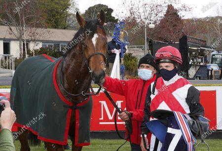 Editorial picture of Leopardstown Racing - Classic Trials Day, Leopardstown Racecourse, Foxrock, Dublin - 11 Apr 2021