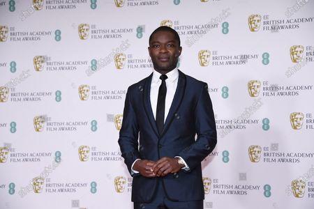 Editorial picture of Bafta Film Awards 2021, London, United Kingdom - 11 Apr 2021