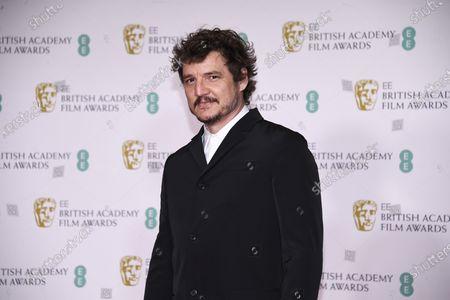 Editorial image of Bafta Film Awards, London, United Kingdom - 11 Apr 2021