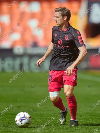 Nacho Monreal of Real Sociedad