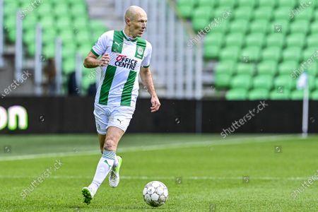 Editorial image of FC Groningen vs SC Heerenveen, Netherlands - 11 Apr 2021