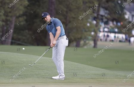 Editorial image of The 2021 Masters Tournament golf, Augusta, USA - 11 Apr 2021